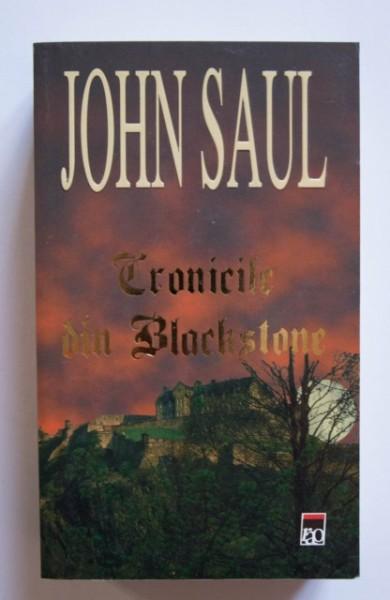 John Saul - Cronicile din Blackstone