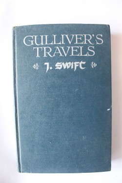 Jonathan Swift - Gulliver`s travels (editie hardcover)