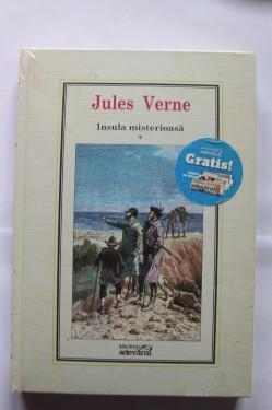 Jules Verne - Insula misterioasa (vol. I, editie hardcover)