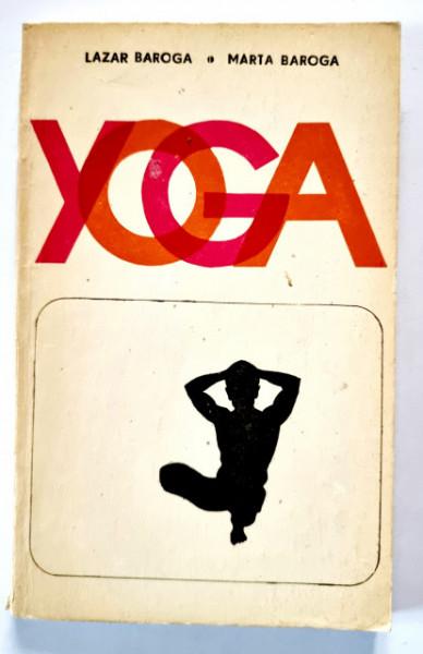 Lazar Baroga, Marta Baroga - Yoga