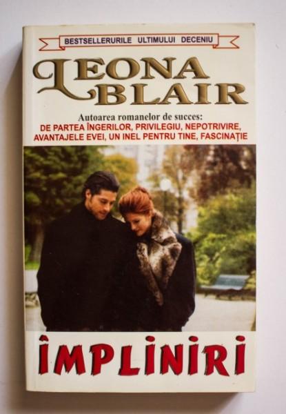 Leona Blair - Impliniri