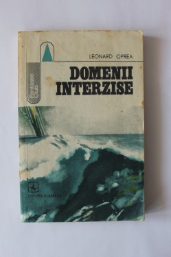 Leonard Oprea - Domenii interzise