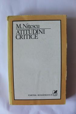 M. Nitescu - Atitudini critice