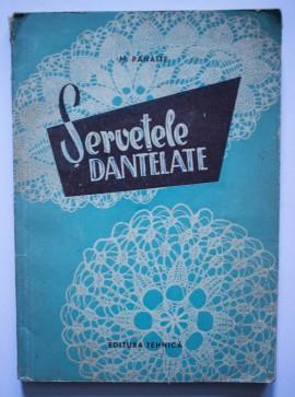 M. Panaite - Servetele dantelate