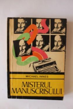 Michael Innes - Misterul manuscrisului