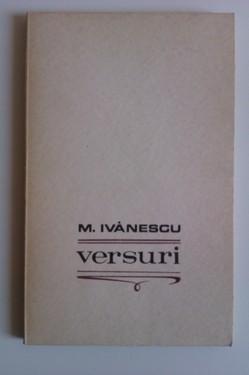 Mircea Ivanescu - Versuri (debut, cu autograf)