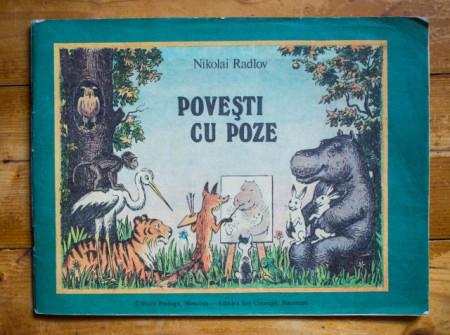 Nikolai Radlov - Povesti cu poze