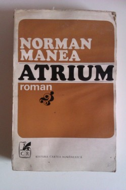 Norman Manea - Atrium
