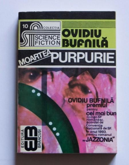Ovidiu Bufnila - Moartea purpurie
