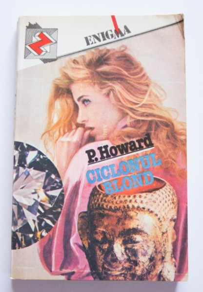 P. Howard - Ciclonul blond