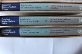 Psychiatrie in Praxis und Klinik (editie hardcover in limba germana, vol. 5, 6, 7 - volume in casete speciale)