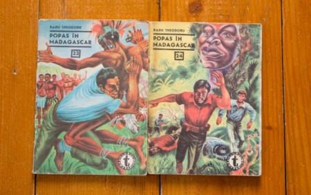 Radu Theodoru - Popas in Madagascar (2 vol.)
