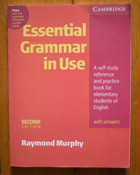 Raymond Murphy - Essential Grammar in Use (second edition)
