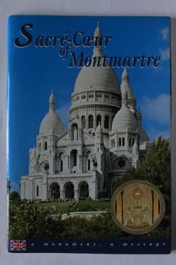 Sacre-Coeur of Montmartre (editie in limba engleza)