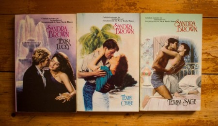 Sandra Brown - Texas! Lucky. Texas! Chase. Texas! Sage (3 vol.)
