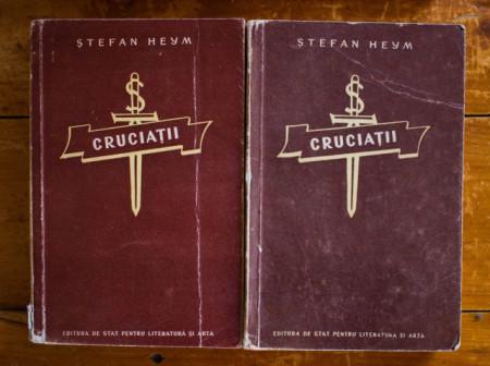 Stefan Heym - Cruciatii (2 vol.)