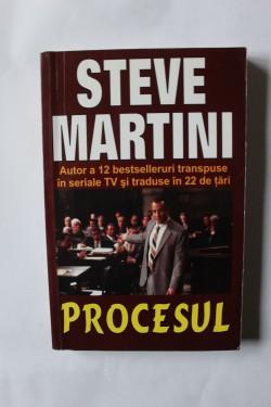 Steve Martini - Procesul