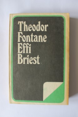 Poze Theodor Fontane - Effi briest