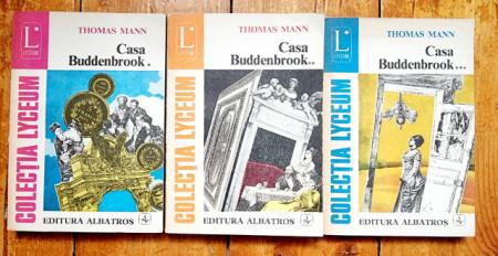 Thomas Mann - Casa Buddenbrook (3 vol.)