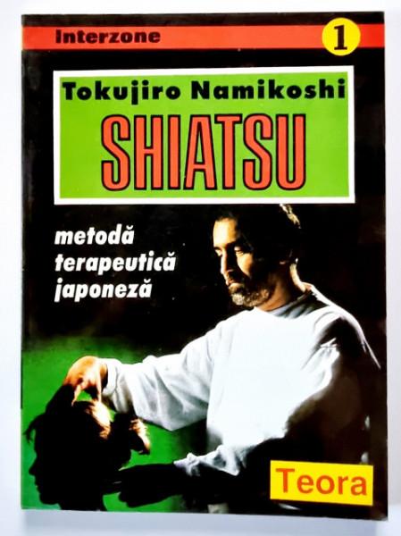 Tokujiro Namikoshi - Shiatsu, metoda terapeutica japoneza