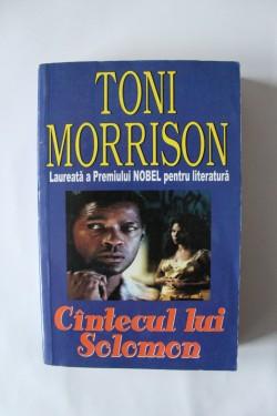 Toni Morrison - Cantecul lui Solomon