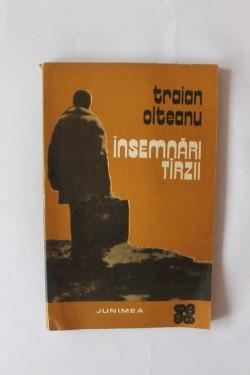 Traian Olteanu - Insemnari tarzii