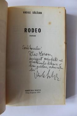 Vasile Salajan - Rodeo (cu autograf)