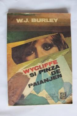 W. J. Burley - Wycliffe si panza de paianjen