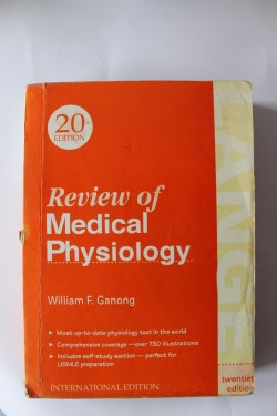 Poze William F. Ganong - Review of Medical Physiology (editie in limba engleza)