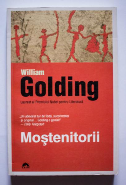 William Golding - Mostenitorii