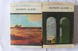 A. I. Odobescu - Scrieri alese (2 vol.)