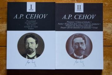 A. P. Cehov - Opere I-II (2 vol.)