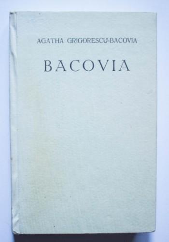 Agatha Grigorescu-Bacovia - Bacovia (editie hardcover)