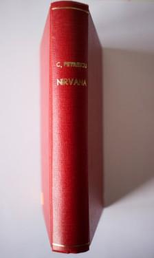 Cezar Petrescu - Nirvana (editie interbelica, hardcover, frumos relegata)