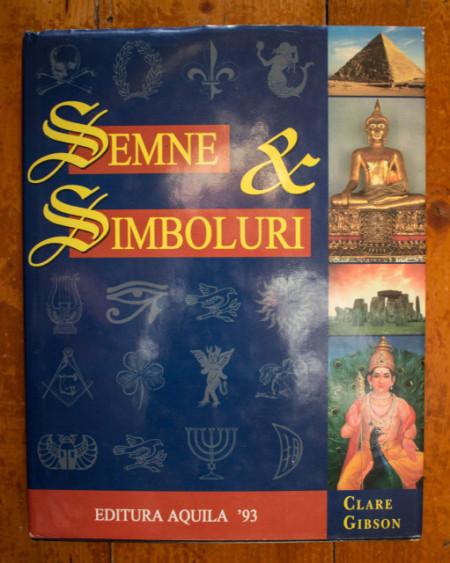 Clare Gibson - Semne si simboluri (editie hardcover)