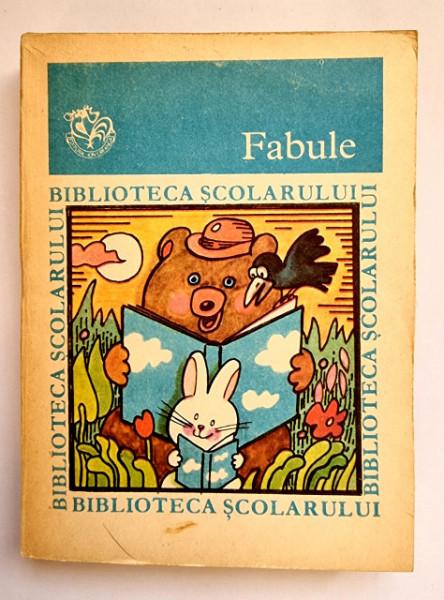 Colectiv autori - Fabule