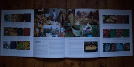 Colectiv autori - The food of India (editie hardcover, in limba engleza)