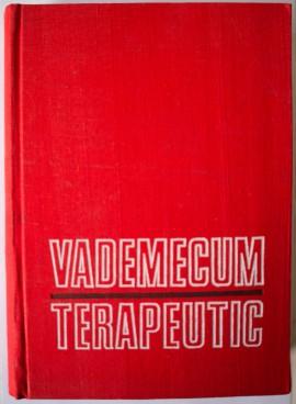 Colectiv autori - Vademecum terapeutic (editie hardcover)