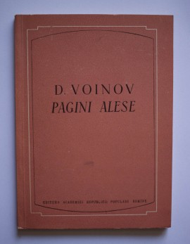 D. Voinov - Pagini alese