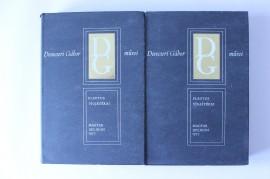 Devecseri Gabor - Plautus vigjatekai (2 vol., editie hardcover)