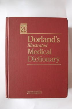 Dorland's Illustrated Medical Dictionary (editie hardcover, in limba engleza)