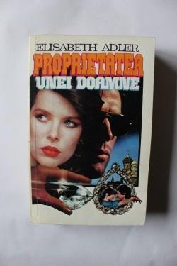 Elisabeth Adler - Proprietatea unei doamne