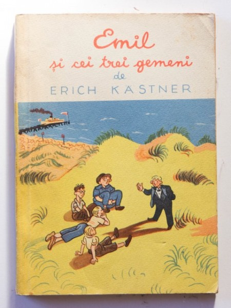 Erich Kastner - Emil si cei trei gemeni