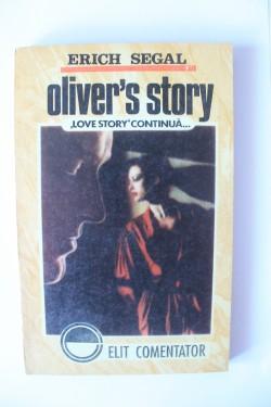 Erich Segal - Oliver`s story