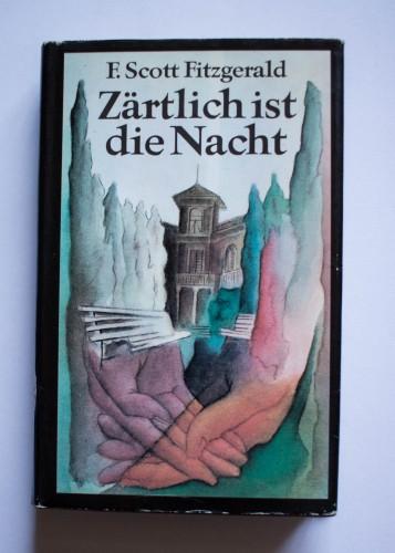 F. Scott Fitzgerald - Zartlich ist die Nacht (editie hardcover)