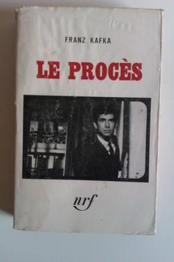 Franz Kafka - Le Proces (editie in limba franceza)