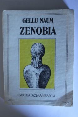 Gellu Naum - Zenobia (cu autograf)