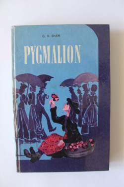 George Bernard Shaw - Pygmalion (editie hardcover, in limba engleza)