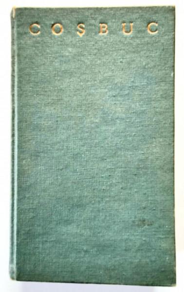 George Cosbuc - Versuri (editie bibliofila, hardcover)
