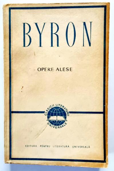 George Gordon Byron - Opere alese